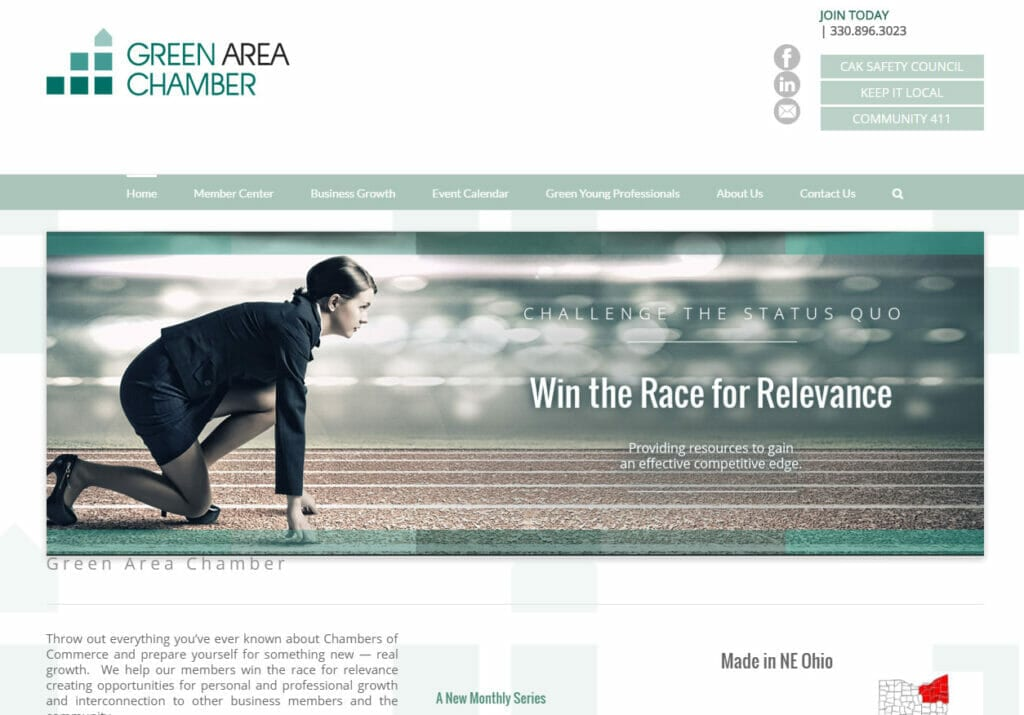 Green Area Chamber